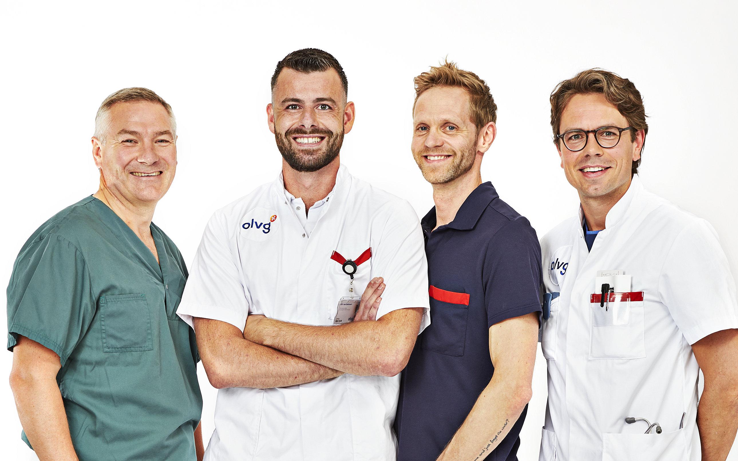 OLVG ziekenhuis Amsterdam vacatures